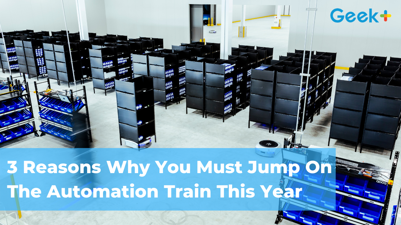 3 Reasons Why You Must Jump On The Automation Train This Year